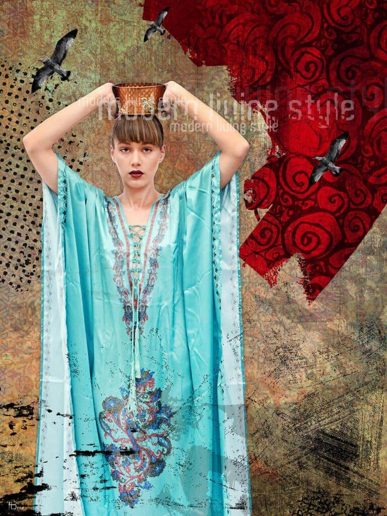 frishmish - modern orientalism art